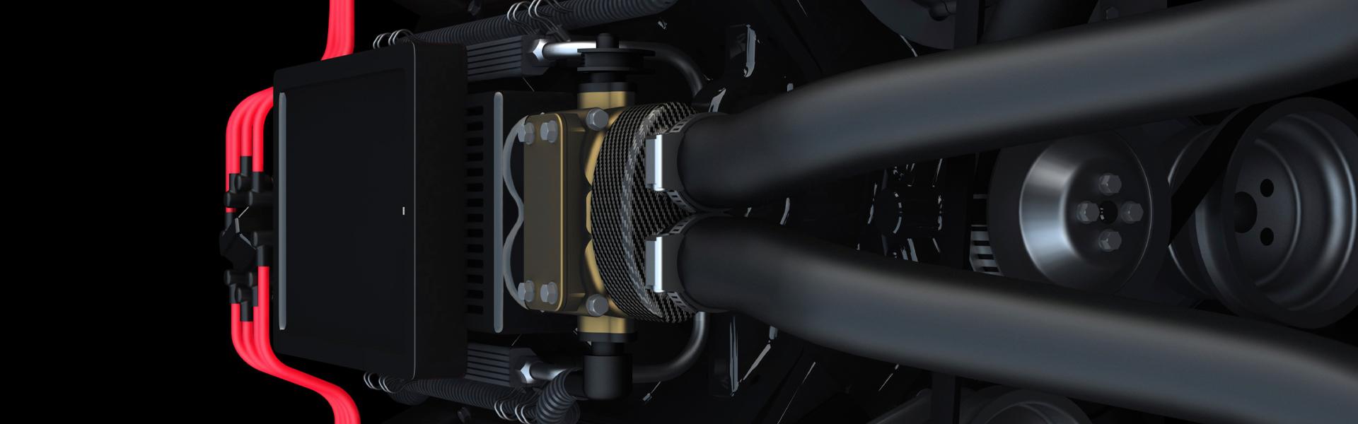 Motorkomponenten - SKN Tuning GmbH