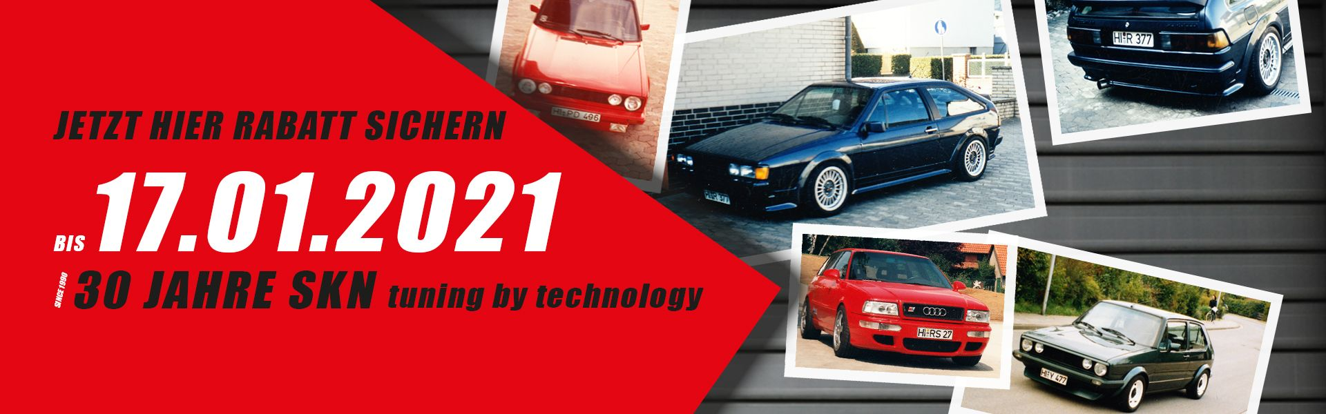 30 Jahre SKN Tuning by Technology